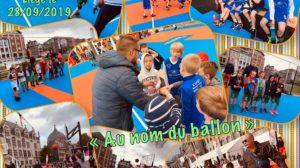 """Au nom du Ballon Rond"" Samedi 28 Septembre 2019"