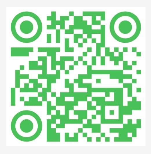 QR code de notre nouvelle boutique en ligne