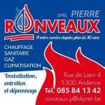 SA Pierre Ronveaux - Andenne